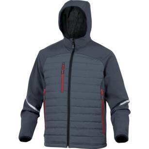 Kurtka Softshell  z kapturem MOTION